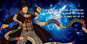 Doctor Who 4 by CosmicThunder