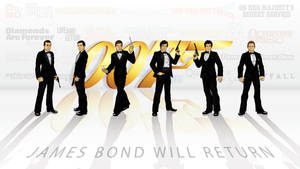 James Bond Will Return by CosmicThunder