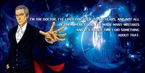 Doctor Who 12 by CosmicThunder