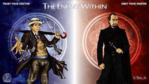 The Enemy Within by CosmicThunder