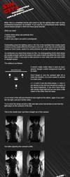 BJD Sin City lighting tutorial by Kyuugou