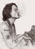 Johnny Depp by TheTanyaDoll