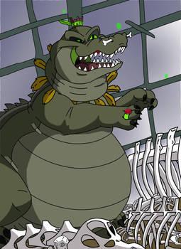 King Gator Modified by b1k