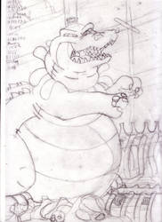 King Gator modified secound attempt by b1k