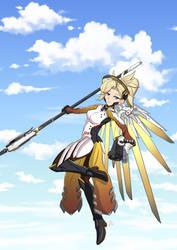 Mercy by Icesticker