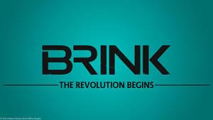 Brink Wallpaper by RedAndWhiteDesigns
