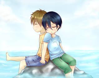 :..: Free! :..: by KeiJoke