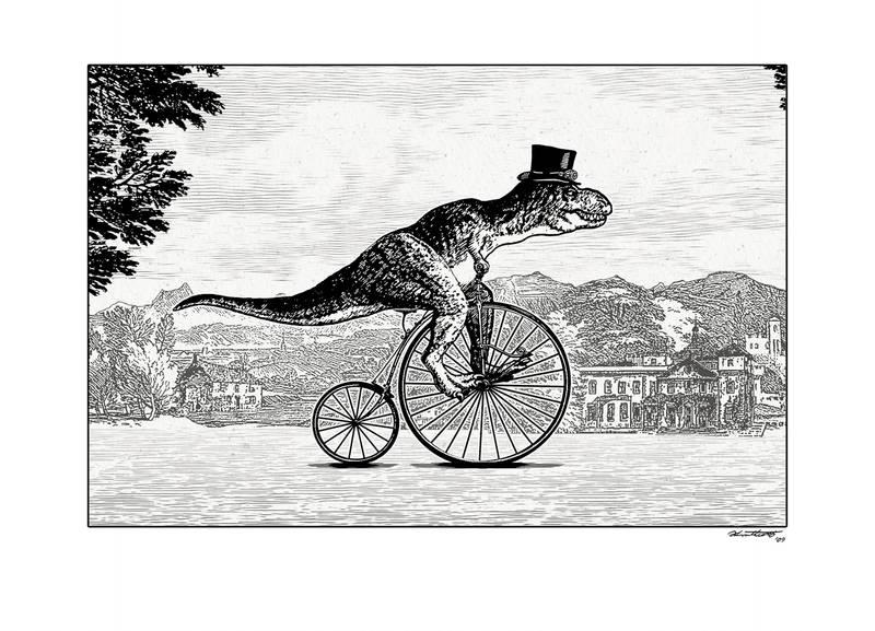 Tyrannasorearse Rex by Smaggers