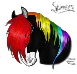 skittles commission by Iris-and-Ebenos