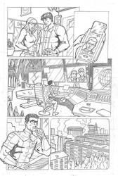 YoungJustice page02 MarcusRosado pencil sample web by MarcusRosado