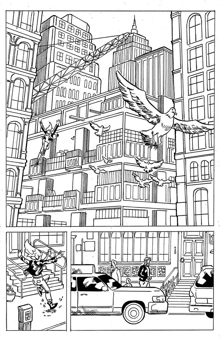 Jessica Jones page02 by MarcusRosado