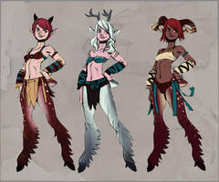 Puckette 3.0 starter concepts by Makkon