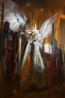 Inquisitor Zayel by phiq