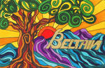 Beltane Tree by merlynhawk