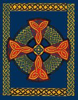 Celtic Faith by merlynhawk