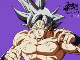Goku UI Masterized. by RenanFNA