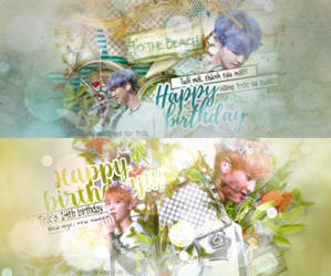 [Share] Come back 1st - Pack Chanyeol HPBD by Hanami-chan123