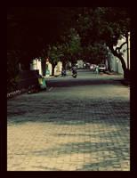 Cobblestreet by abhimanyughoshal