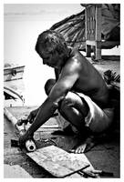 Boatmaker by abhimanyughoshal