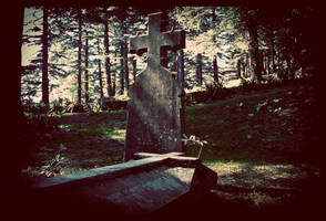 Gravestone by abhimanyughoshal
