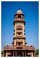 Clock Tower II by abhimanyughoshal