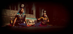 Dancers in the dark by abhimanyughoshal