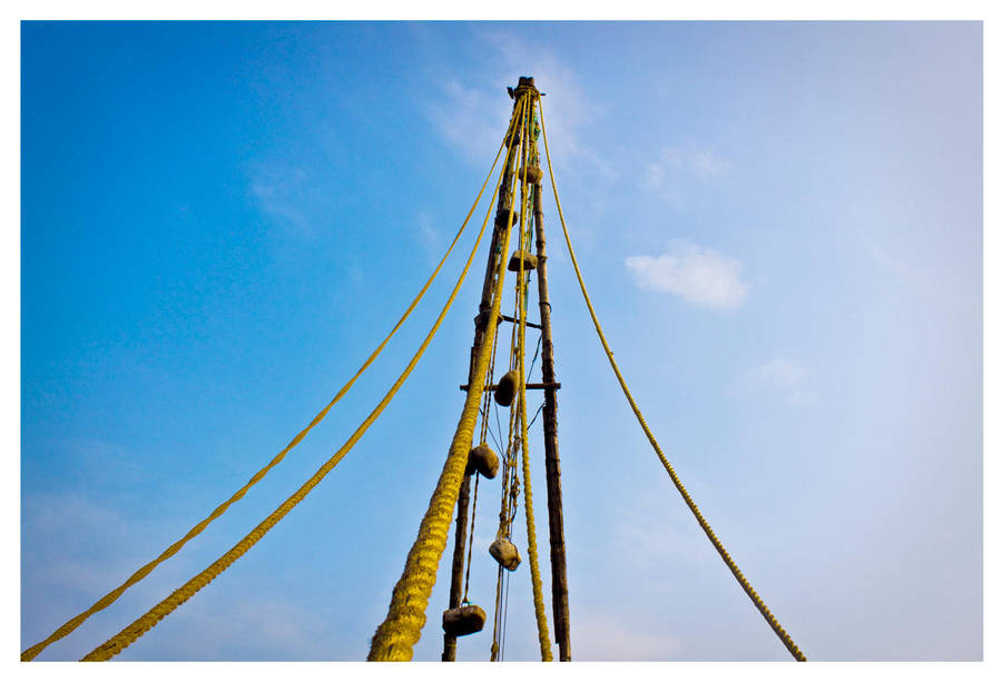 Up, up and away by abhimanyughoshal
