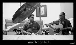 prakash and prashant by abhimanyughoshal