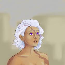 Daenerys - ADWD hair by mandyjeanb