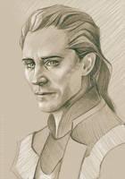 Loki by satanaya