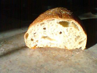 Bread's Mind Is a Blank by ricken4003