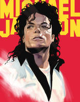 MJ:When he was King by rocketraygun
