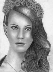 Lana del Rey by Strawberry-2110