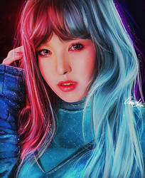 Red Velvet Wendy by CansuAkn