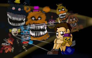 Freddys 4 by reina-del-caos