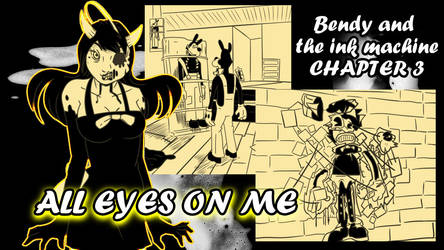 ALL EYES ON ME by OR3O Animation comic by reina-del-caos