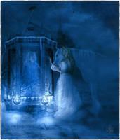 The enchanted prince by Quijuka