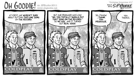 Coldplay Interview 1 by spburke
