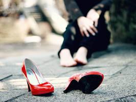 I've lost my shoes by butterfliesinstead