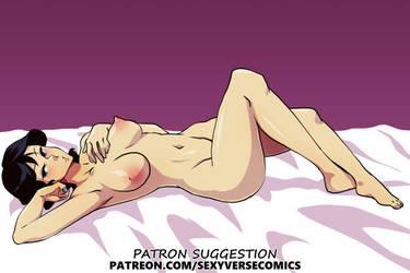 Pin UP - Elizabeth Bioshock by SexyverseComics