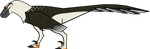 TD Saurian Dakotaraptor by codylake