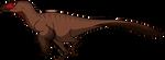 Raptor Red Design 3 by codylake