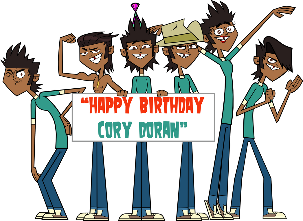 B-Day Present for Cory Doran (Part 1) by codylake