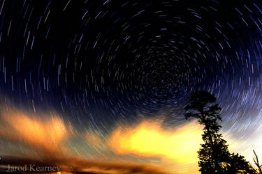 Shenandoah Night by jarodkearney