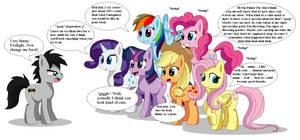 Pony Transformation by Koopa-Master