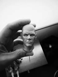 Head Sculpture :) by sanyaca