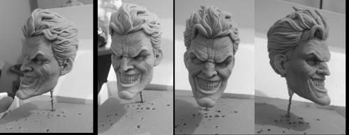 Final Joker by sanyaca