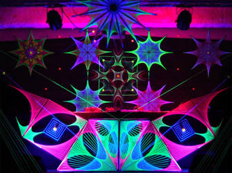 COSMICMOTION deco3 stage by Trancestor