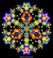 Hexagonal Matrix by Trancestor