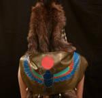 Goddess Anput Headdress 4 by lupagreenwolf